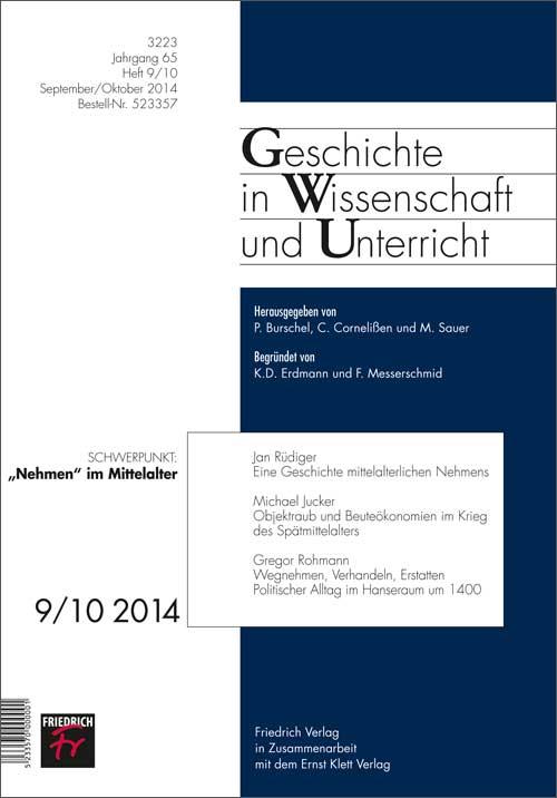 """""""Nehmen"""" im Mittelalter"""