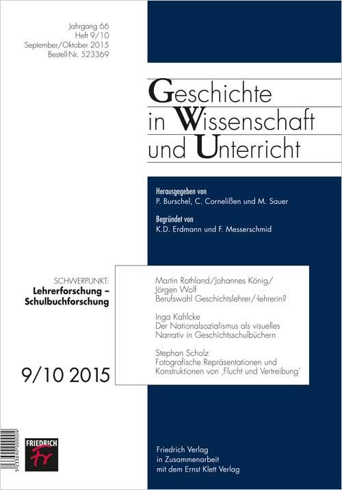 Lehrerforschung – Schulbuchforschung