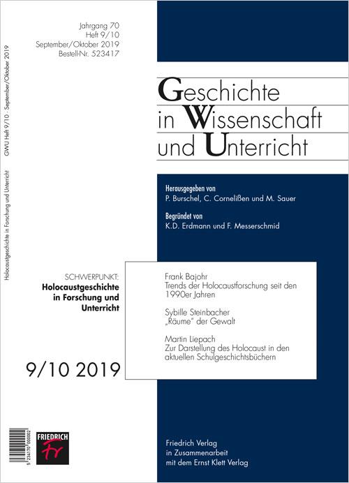 Holocaustgeschichte in Forschung und Unterricht