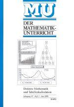 Diskrete Mathematik und Tabellenkalkulation