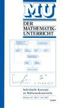 Individuelle Konzepte im Mathematikunterricht