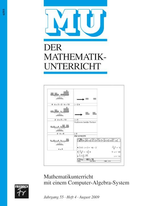 MU mit einem Computer-Algebra-System