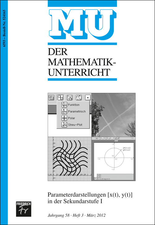 Parameterdarstellungen [x(t), y(t)] in der Sek I