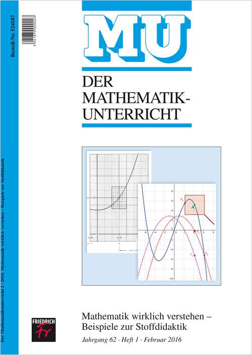 Mathematik wirklich verstehen – Beispiele zur Stoffdidaktik