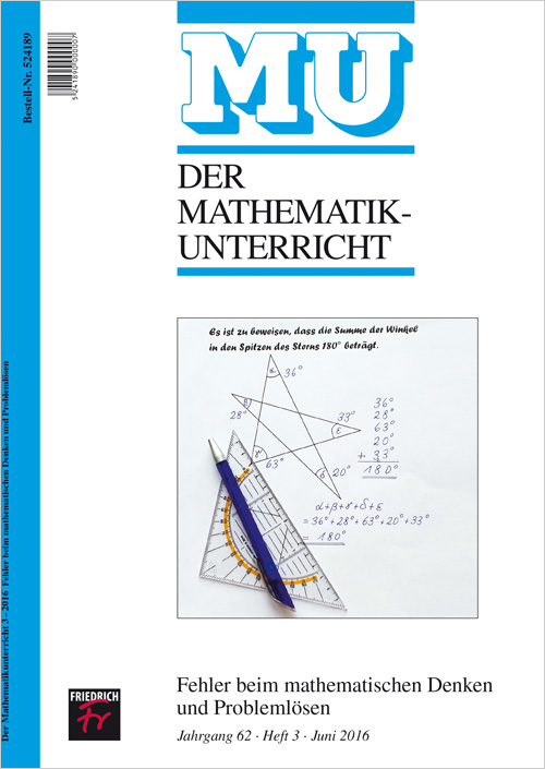 Fehler beim mathematischen Denken und Problemlösen