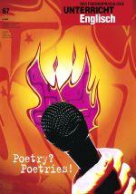 Poetry? Poetries!