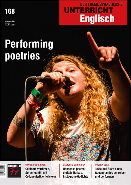 Performing poetries