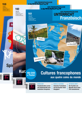 Unterricht Französisch - Jahres-Abo mit Prämie