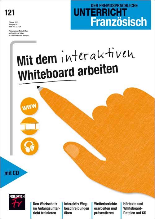Mit dem interaktiven Whiteboard arbeiten