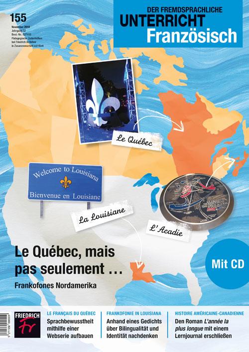 Le Québec, mais pas seulement...