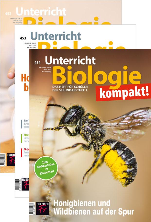 Unterricht Biologie - Jahres-Abo mit Prämie