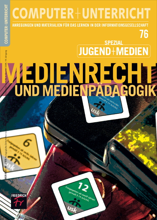 Spezial – Medienrecht und Medienpädagogik
