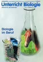 Biologie im Beruf