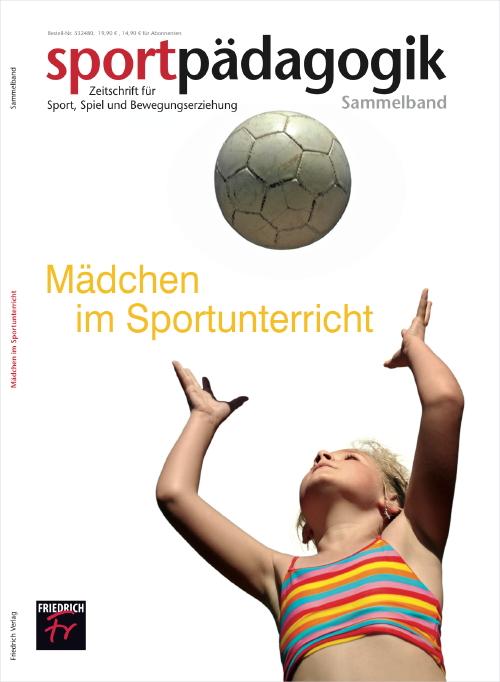 Mädchen im Sportunterricht