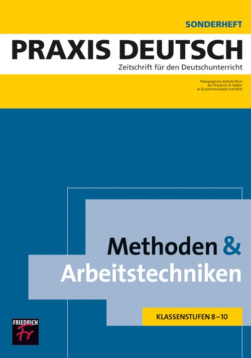 Methoden & Arbeitstechniken 8–10