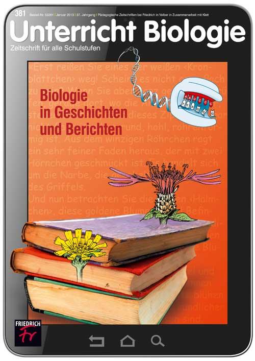 Biologie in Geschichten und Berichten