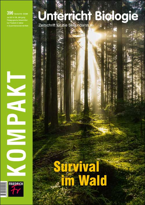 Survival im Wald