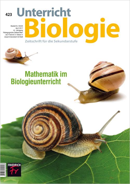 Mathematik im Biologieunterricht