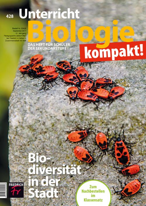 Biodiversität in der Stadt