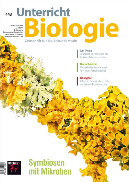 Symbiosen mit Mikroben