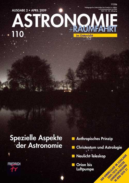 Spezielle Aspekte der Astronomie