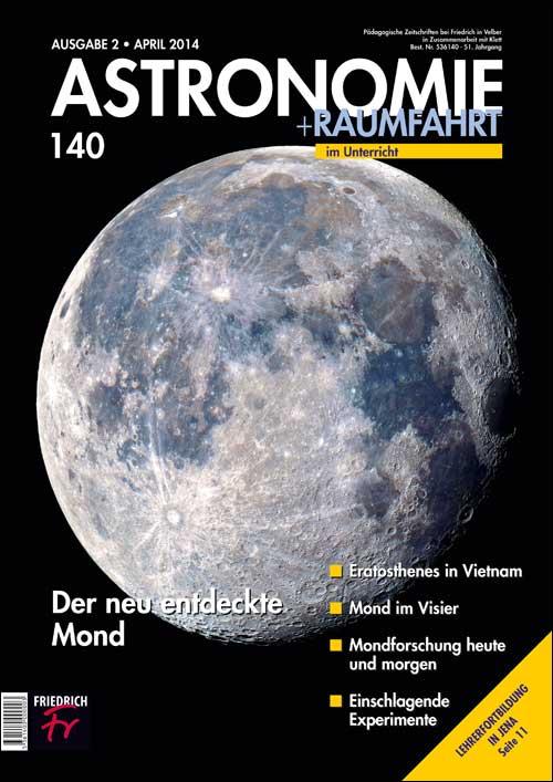 Der neu entdeckte Mond