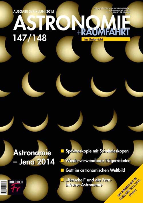 Astronomie – Jena 2014