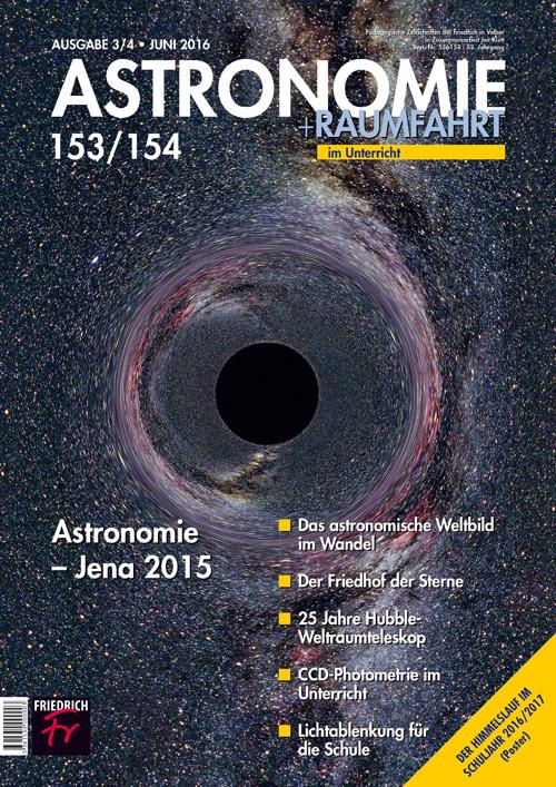 Astronomie – Jena 2015
