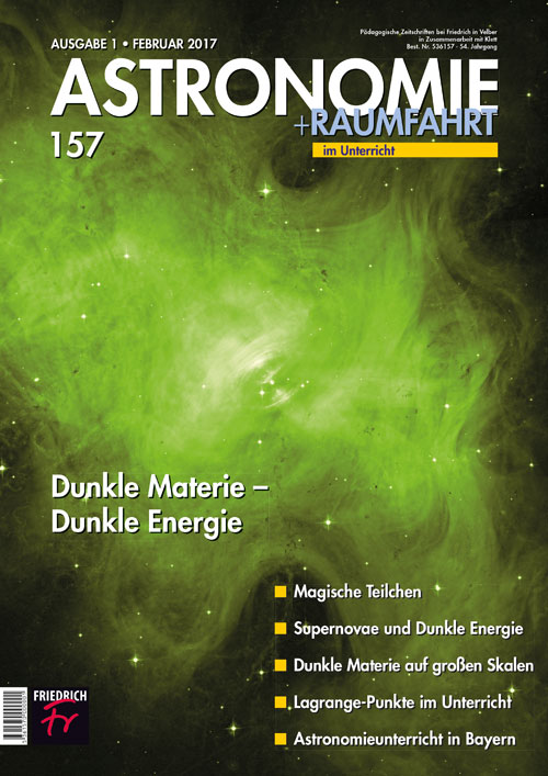 Dunkle Materie – Dunkle Energie