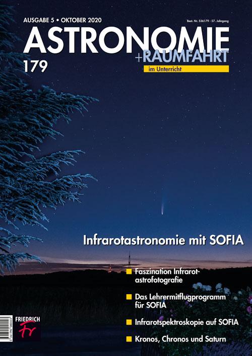 Infrarotastronomie mit SOFIA