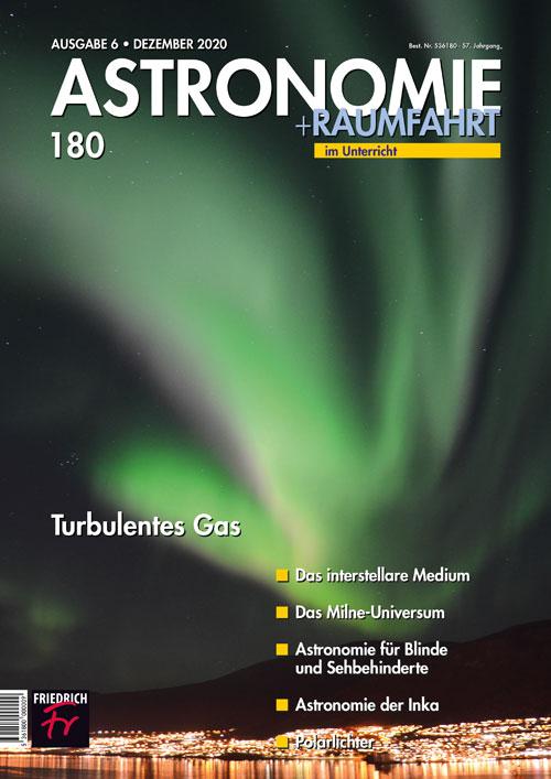 Turbulentes Gas
