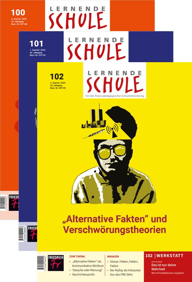 Zur digitalen Ausgabe: Lernende Schule