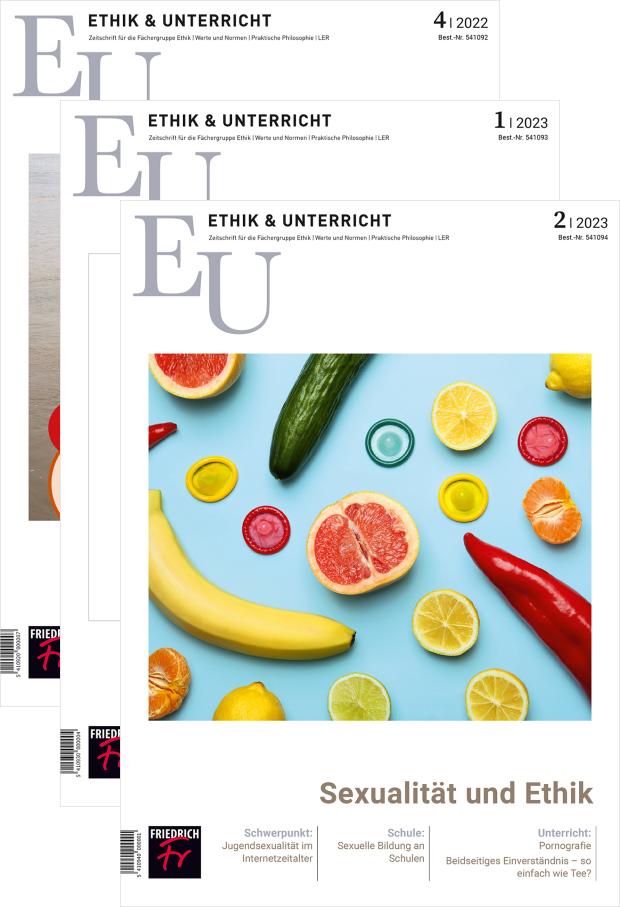 Zur digitalen Ausgabe: Ethik & Unterricht