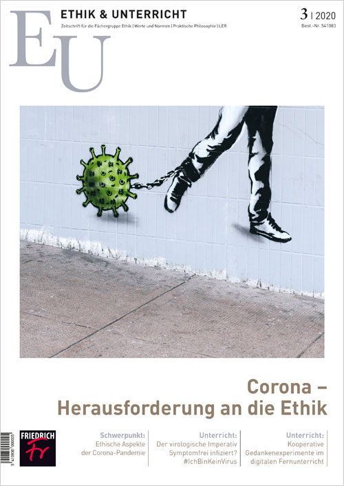 Corona – Herausforderung an die Ethik