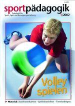 Volley spielen