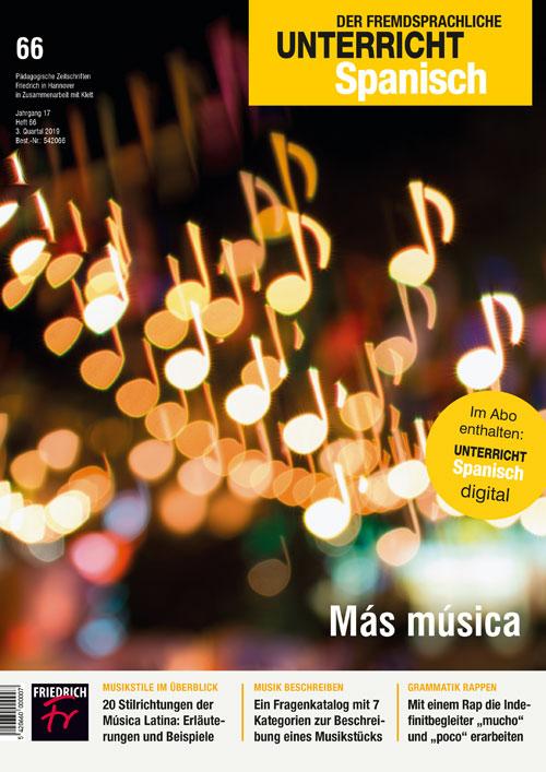 Más música