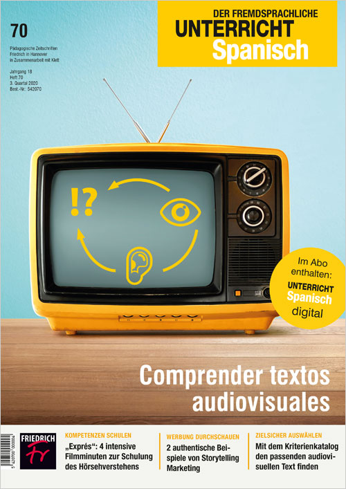 Comprender textos audiovisuales