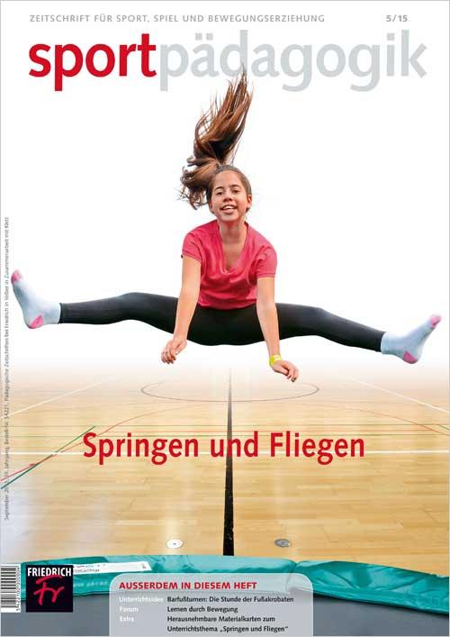 Springen und Fliegen