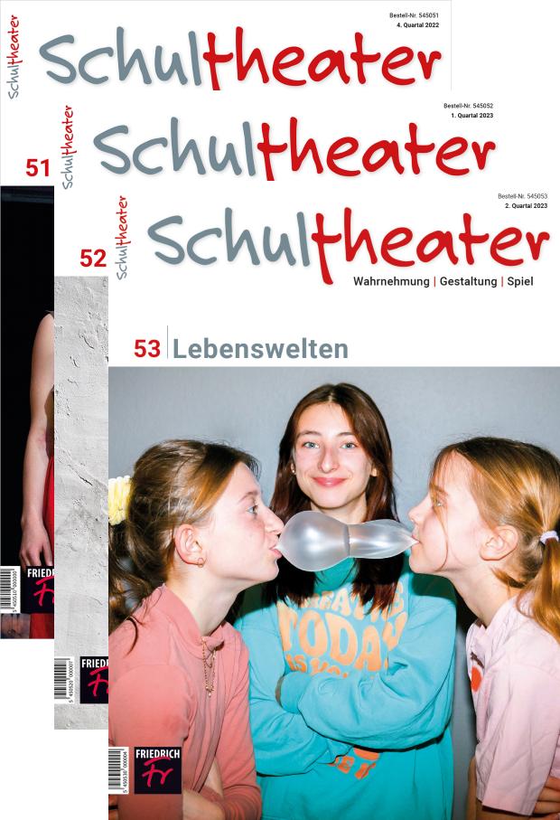 Schultheater - Jahres-Abo mit Prämie