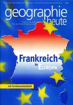Frankreich in Europa