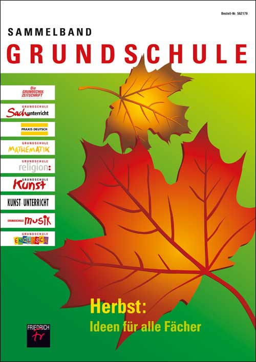 Herbst: Ideen für alle Fächer
