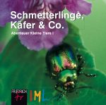 Schmetterlinge, Käfer & Co