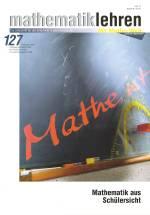 Mathematik aus Schülersicht