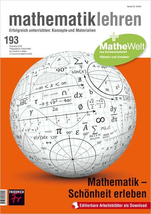 Mathematik- Schönheit erleben