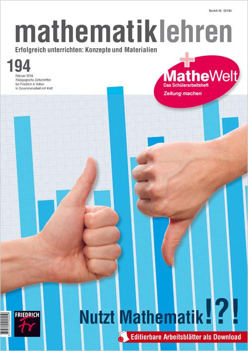 Nutzt Mathematik!?!