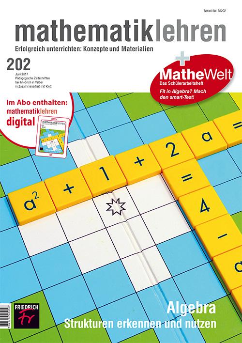 Algebra – Strukturen erkennen und nutzen
