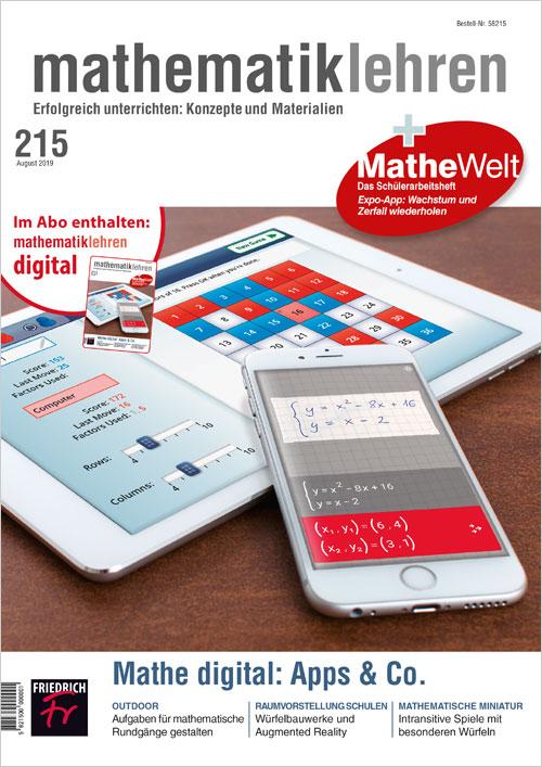 Mathe digital: Apps & Co