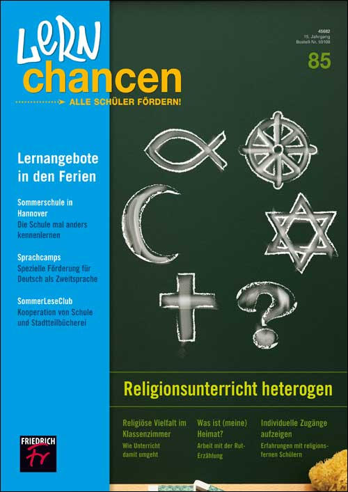 Religion heterogen / Lernangebote in den Ferien