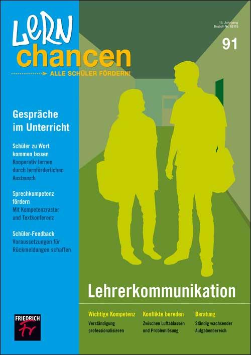 Lehrerkommunikation / Gespräche im Unterricht