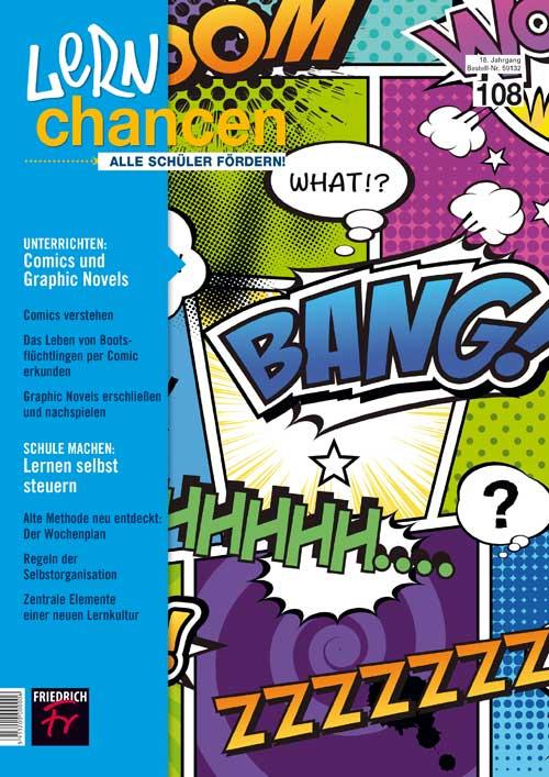 Comics und Graphic Novels / Lernen selbst steuern